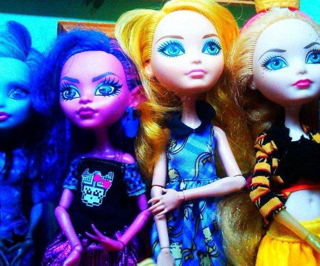 Куклы. Фото 3. Москва.