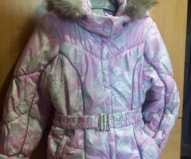 Куртка зима на рост 122-128 см. Фото 1. Домодедово.