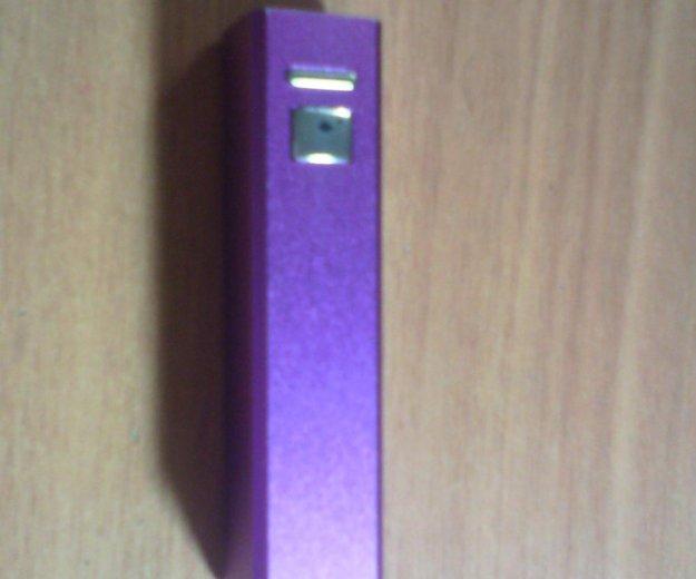 Переносное зарядное устройство. Фото 1.