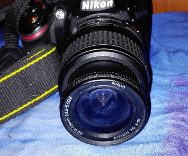 Nikon d3200. Фото 2.