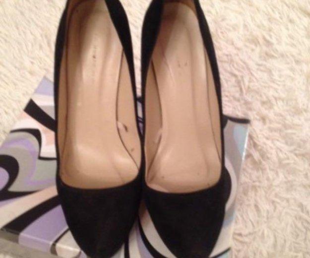 Туфли черные. Фото 1. Москва.