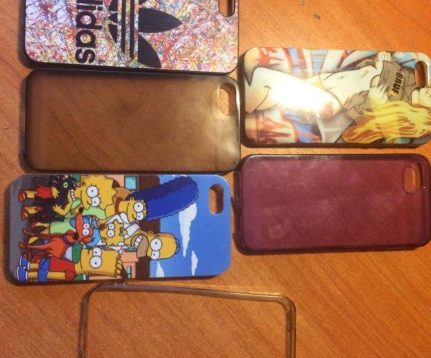 Чехлы для iphone 5,5s. Фото 1. Набережные Челны.