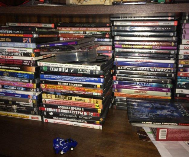 Набор дисков dvd. Фото 1. Мытищи.