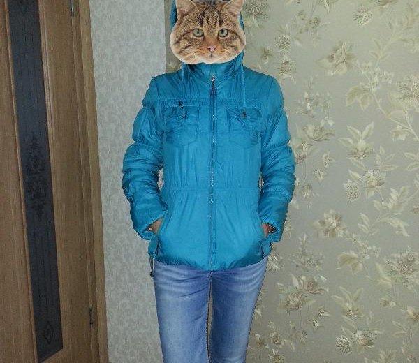 Куртка. Фото 1. Самара.