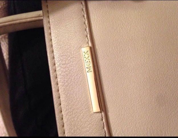 Кожаная стильная сумка mexx. Фото 3. Москва.