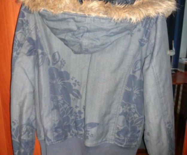 Женская куртка фирмы roxy, размер 44 (м). Фото 3. Санкт-Петербург.