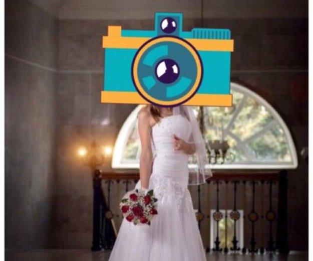 Свадебное платье. Фото 2. Муром.