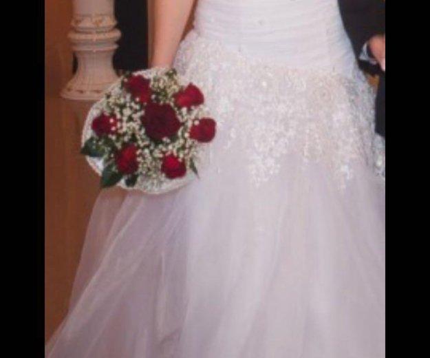 Свадебное платье. Фото 3. Муром.