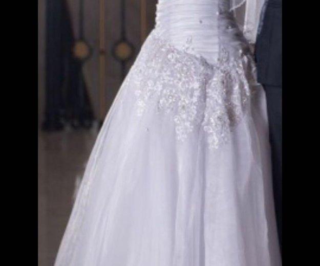 Свадебное платье. Фото 1. Муром.