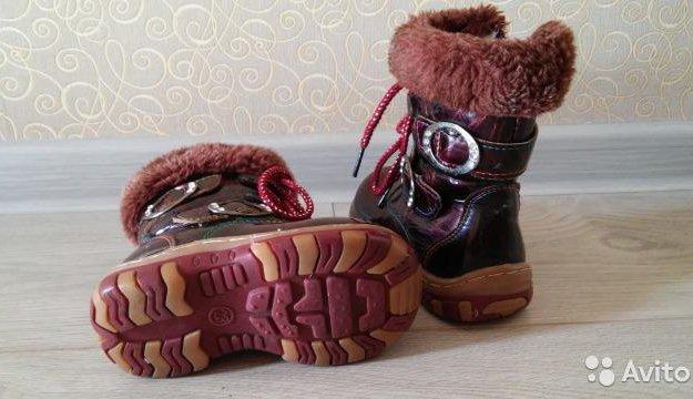 Сапоги зимние. Фото 3. Калининград.