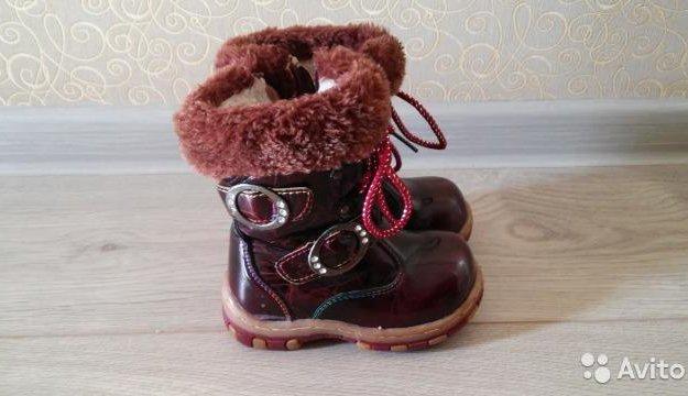 Сапоги зимние. Фото 2. Калининград.