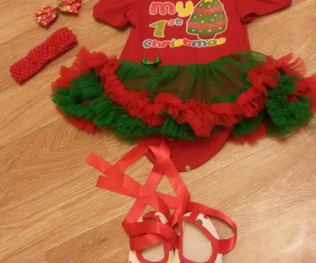 Новогодний костюм для девочки. Фото 1. Санкт-Петербург.