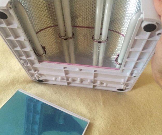 Led лампа,шеллак и салфетки для снятия шеллака. Фото 2. Москва.