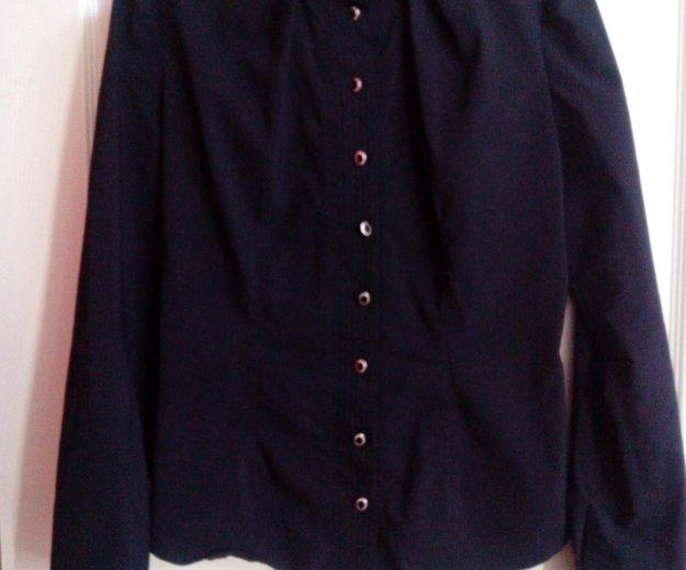 Блузка черного цвета. Фото 1. Березники.