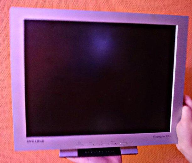 Монитор для компьютера samsung. Фото 1. Москва.