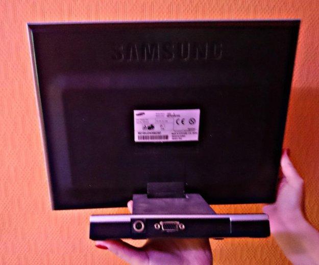 Монитор для компьютера samsung. Фото 2. Москва.