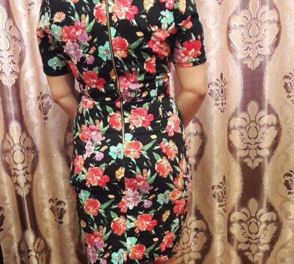 Цветочное платье. Фото 2. Санкт-Петербург.