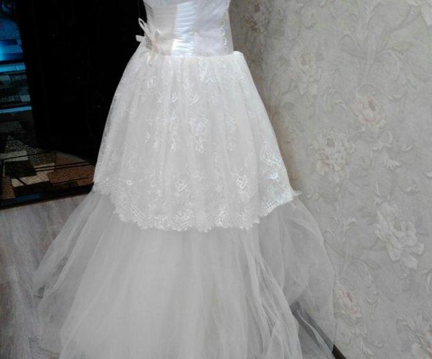 Свадебное платье. Фото 3. Ставрополь.