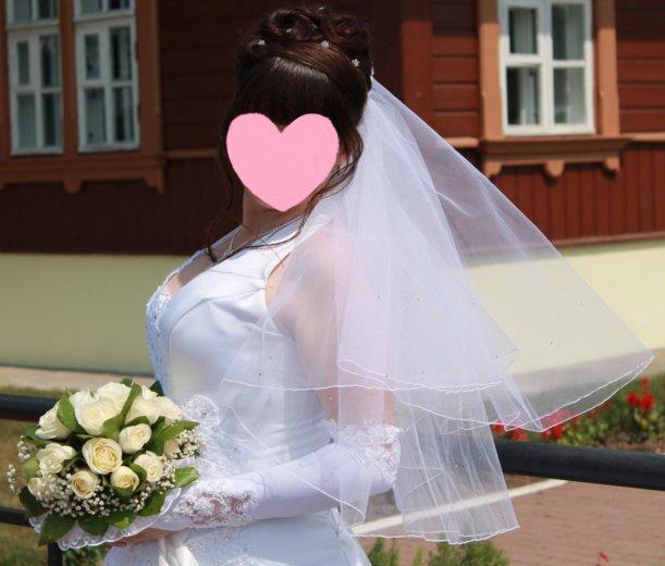 Свадебное платье. Фото 1. Тула.