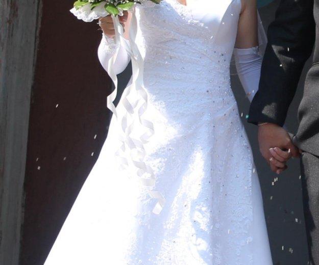 Свадебное платье. Фото 2. Тула.