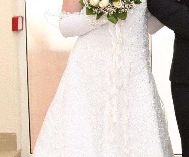 Свадебное платье. Фото 3. Тула.