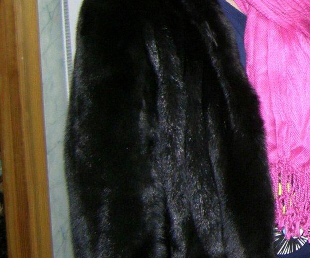 Норковая шуба. Фото 1. Кострома.