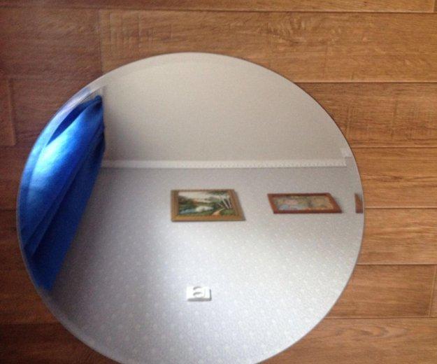 Зеркало круглое. Фото 1. Уфа.
