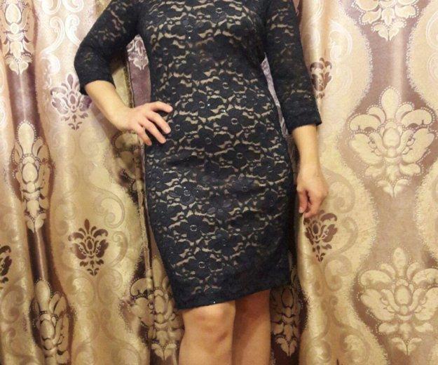 Кружевное платье. Фото 1. Санкт-Петербург.