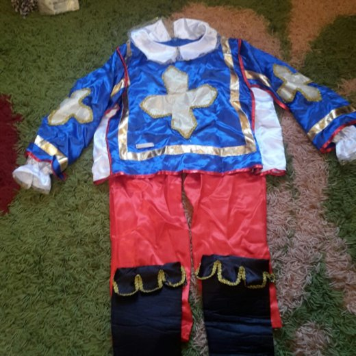 Новогодний костюм. Фото 1. Москва.