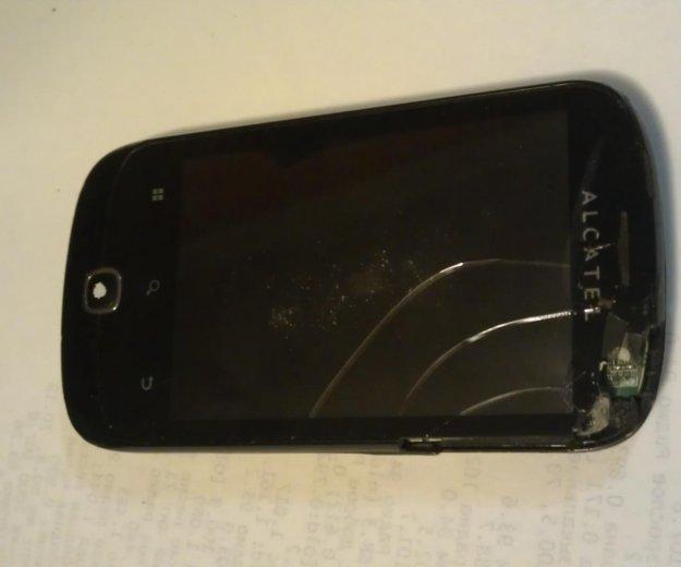 Alcatel  продаю б/у рабочий телефон на запчасти. Фото 1. Железнодорожный.