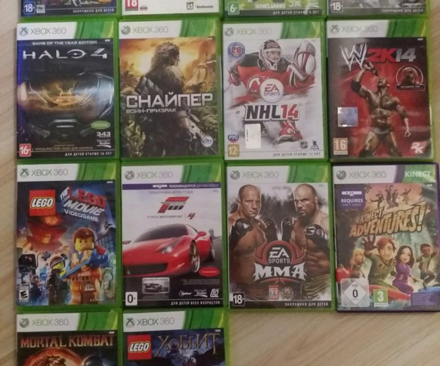 Xbox 360 500гб + kinect. Фото 2. Якутск.