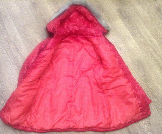 Куртка зимняя детская 10-12 лет. Фото 2. Волжский.