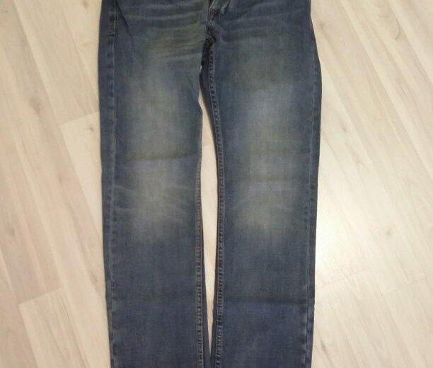 Брюки джинсовые. Фото 1. Уфа.