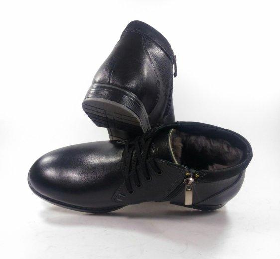 Мужские зимние ботинки номер 582. Фото 4. Москва.