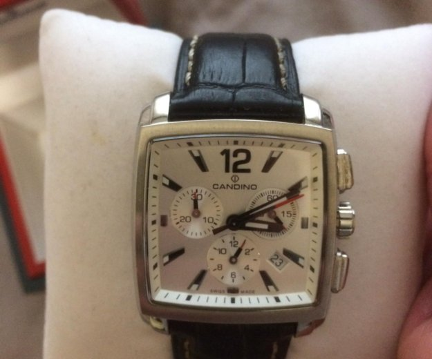 Швейцарские часы candino c4374. Фото 2. Москва.