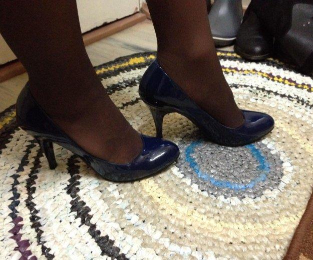 Туфли натуральный лак очень красивые. Фото 2. Москва.