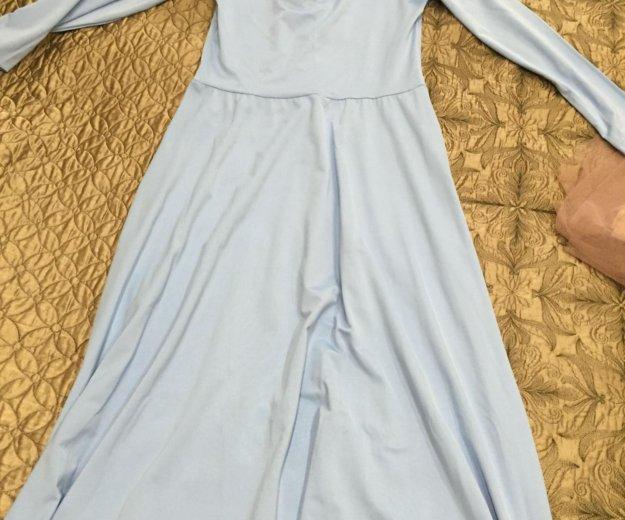 Платье в пол. Фото 2. Казань.