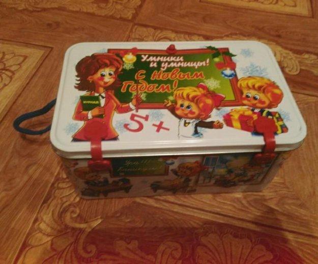 Жестяная коробочка. Фото 1. Комсомольск-на-Амуре.