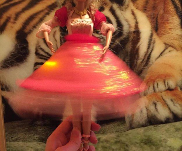 Интерактивная барби-балерина. Фото 1. Тюмень.