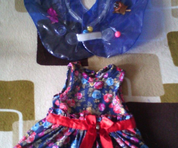 Одежда на девочку о 0 до 1 г. Фото 1.