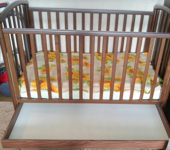 Итальянская детская кроватка pali. Фото 3. Балашиха.