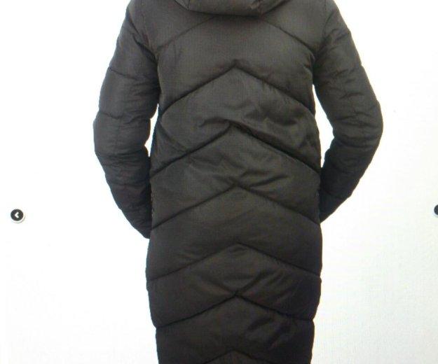Новая зимняя куртка удлинненая. Фото 2.