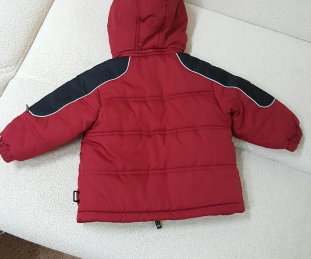 Детская куртка на синтепоне. Фото 2. Кострома.