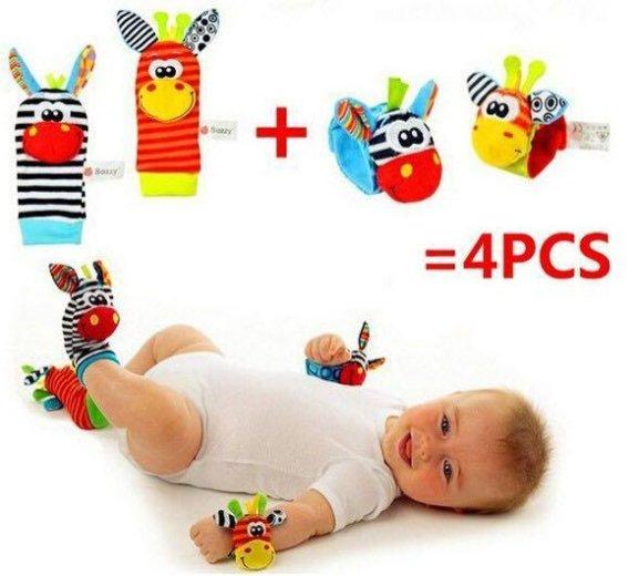 Носочки и браслеты на руки игрушки. Фото 1. Новосибирск.