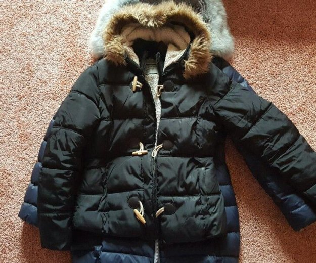 Зимняя,тёплая куртка,брала в терранове за 3000 тыс. Фото 2.