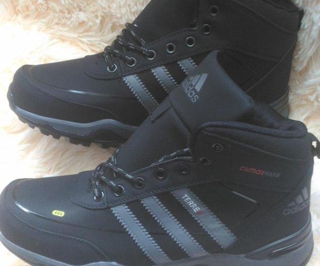 Ботинки зимние новые размер 40. Фото 1.