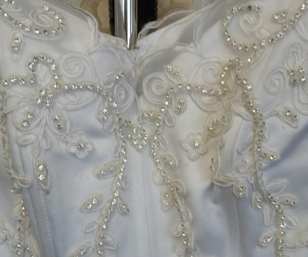 Свадебное платье. Фото 2. Ленинск-Кузнецкий.