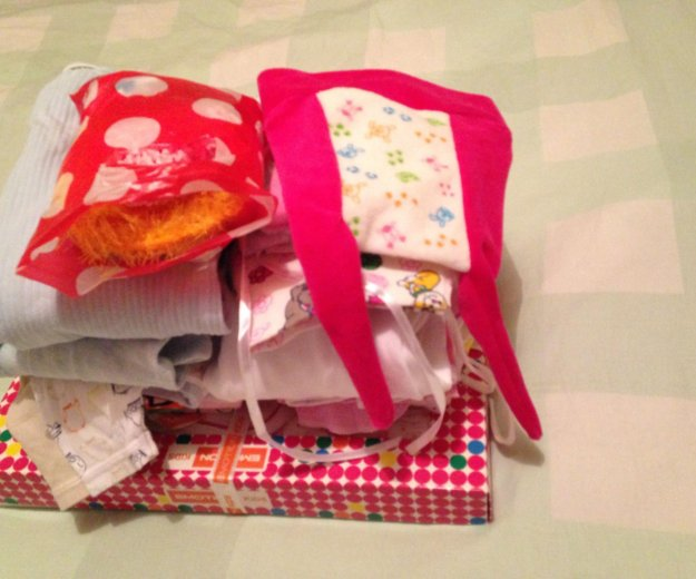 Вещи пакетом на девочку. Фото 3. Уфа.
