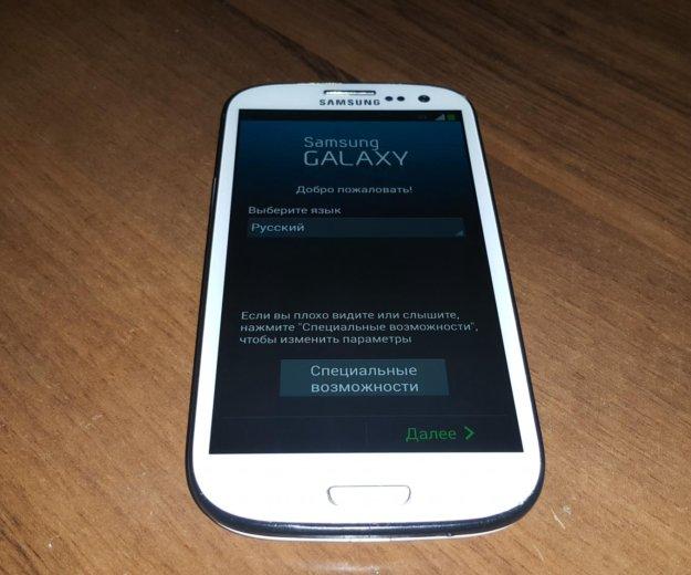Samsung galaxy s iii gt-i9300 16gb. Фото 2.