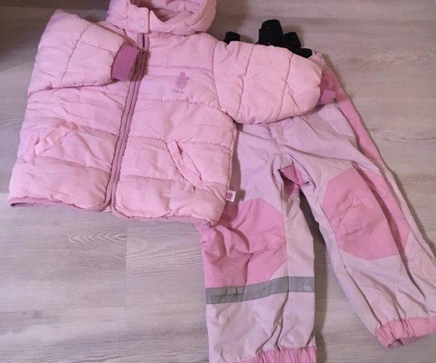 Верхняя одежда д/д 86-92. Фото 3.